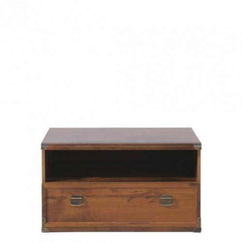 Тумба РТВ JRTV 1s Индиана (Дуб Шуттер) - Мебельный интернет-магазин Sensey-mebel приобрести