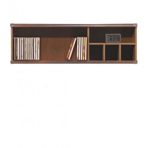 Полка JPOL 120 Индиана (Дуб Шуттер) - Мебельный интернет-магазин Sensey-mebel приобрести
