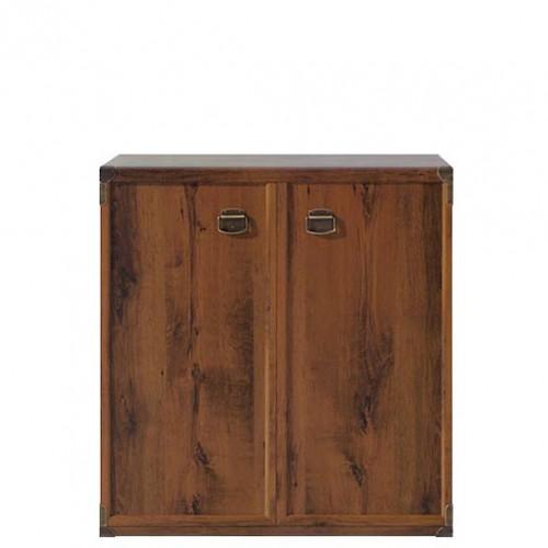 Шкафчик JKOM 2d 80 Индиана (Дуб Шуттер) - Мебельный интернет-магазин Sensey-mebel приобрести