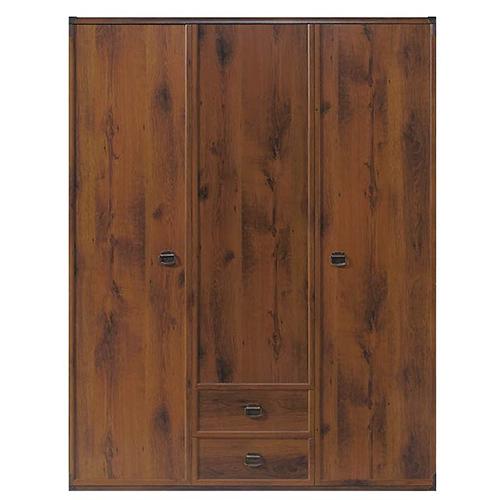 Шкаф платяной JSZF 3d2s 150 Индиана (Дуб Шуттер) - Мебельный интернет-магазин Sensey-mebel приобрести
