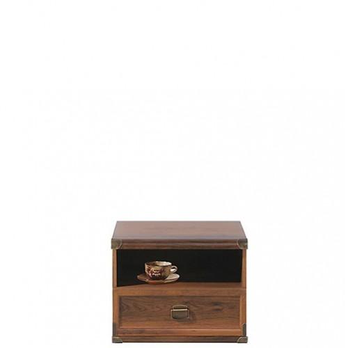 Тумба прикроватная JKOM 1s 50 Индиана (Дуб Шуттер) - Мебельный интернет-магазин Sensey-mebel приобрести
