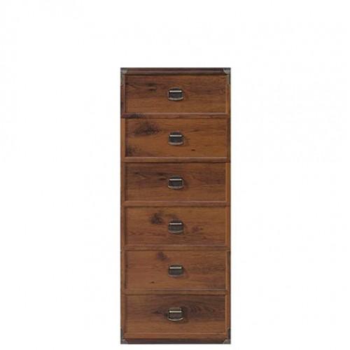 Комод JKOM 6s 50 Индиана (Дуб Шуттер) - Мебельный интернет-магазин Sensey-mebel приобрести