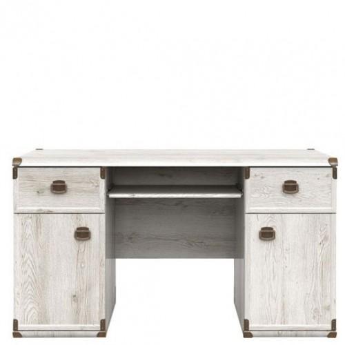 Стол письменный JBIU 2d2s 140 Индиана (Сосна Каньйон) - Мебельный интернет-магазин Sensey-mebel приобрести
