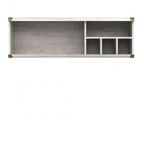 Полка JPOL 120 Индиана (Сосна Каньйон) - Мебельный интернет-магазин Sensey-mebel приобрести