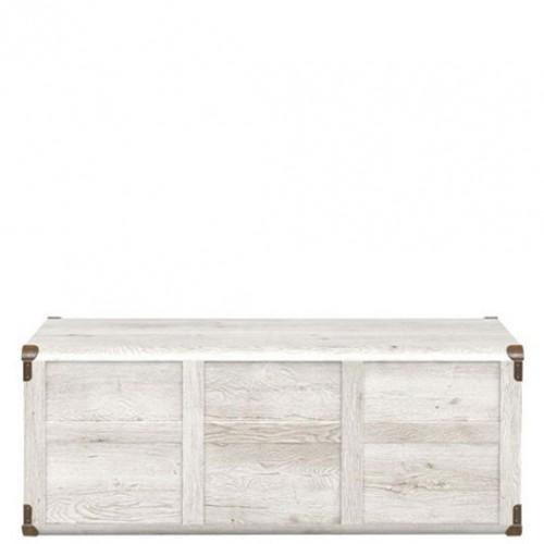 Сундучок JKUF 120 Индиана (Сосна Каньйон) - Мебельный интернет-магазин Sensey-mebel приобрести