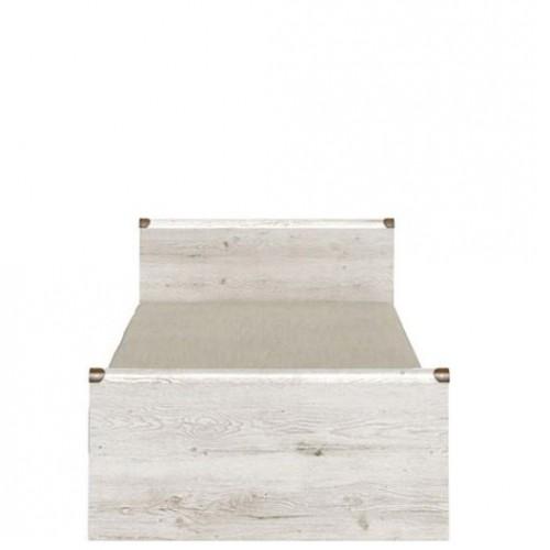 Кровать JLOZ 90 (каркас) Индиана (Сосна Каньйон) - Мебельный интернет-магазин Sensey-mebel приобрести