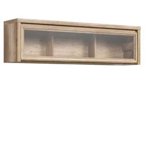Полка-витрина SFW1W 140 Каспиан (Дуб Сонома) - Мебельный интернет-магазин Sensey-mebel приобрести