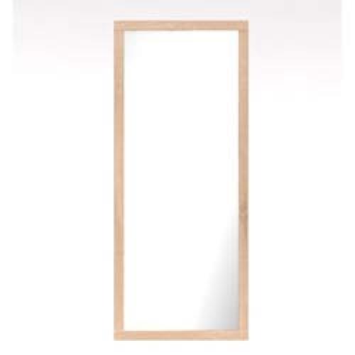 Зеркало LUS 50 Каспиан (Дуб Сонома) - Мебельный интернет-магазин Sensey-mebel приобрести