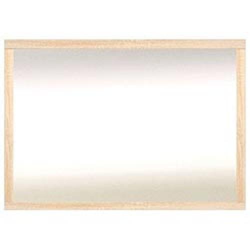 Зеркало LUS 100 Каспиан (Дуб Сонома) - Мебельный интернет-магазин Sensey-mebel приобрести