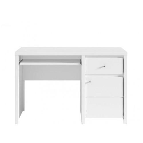 Стол письменный BIU 1D1S 120 (B) Кристина - Мебельный интернет-магазин Sensey-mebel приобрести