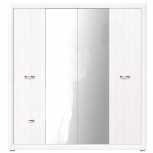 Шкаф B136-SZF4D Маркус - Мебельный интернет-магазин Sensey-mebel приобрести
