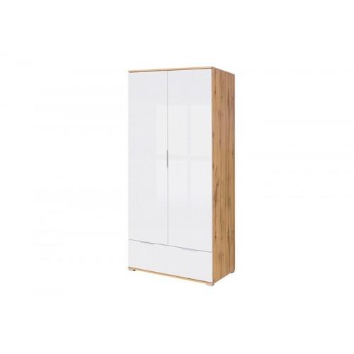 Шкаф платяной SZF2D1S Злата - Мебельный интернет-магазин Sensey-mebel приобрести