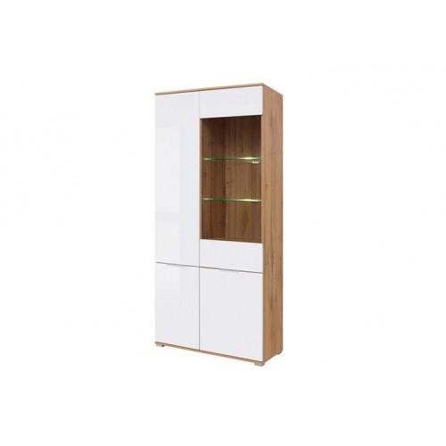 Витрина REG1W3D Злата - Мебельный интернет-магазин Sensey-mebel приобрести