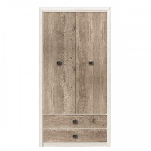 Шкаф SZF2D2S (H) Коен 2 - Мебельный интернет-магазин Sensey-mebel приобрести