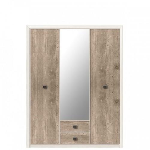 Шкаф SZF3D2S (H) Коен 2 - Мебельный интернет-магазин Sensey-mebel приобрести