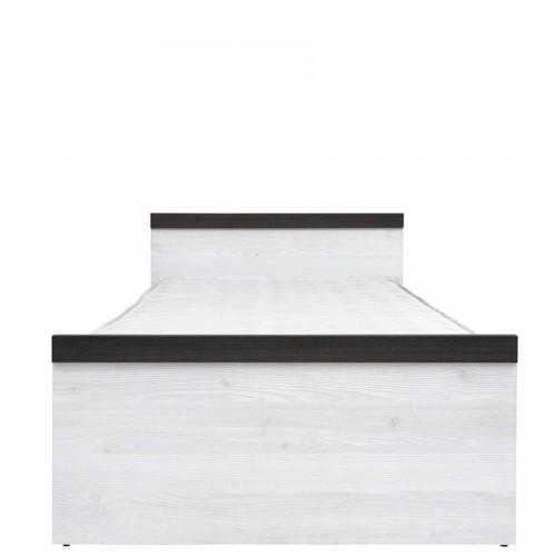 Кровать LOZ 90 (каркас) Порто - Мебельный интернет-магазин Sensey-mebel приобрести