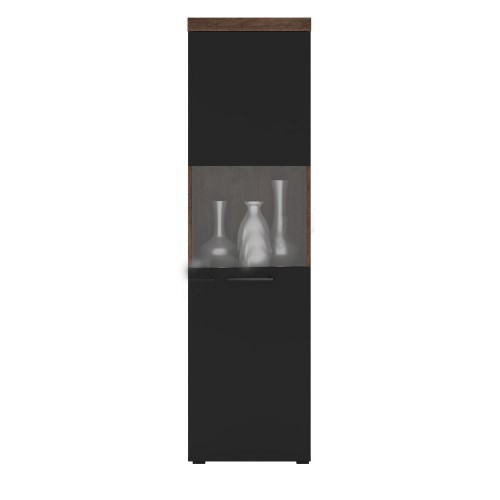 Витрина WIT 55 Блеквуд - Мебельный интернет-магазин Sensey-mebel приобрести