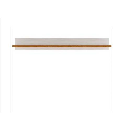 Полка POL/160 Гермес (Сосна каньон-Орех верона) - Мебельный интернет-магазин Sensey-mebel приобрести