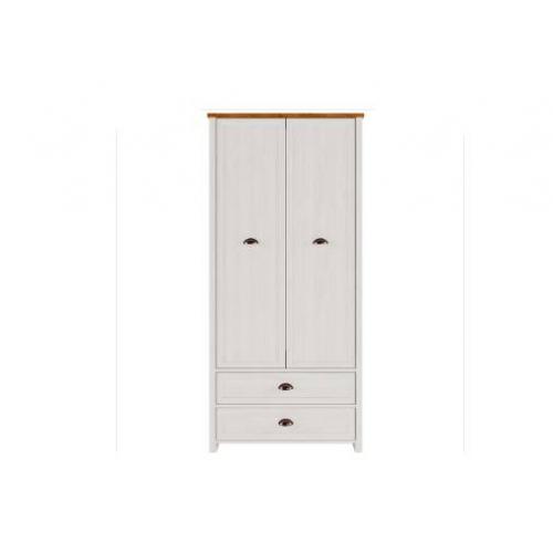 Шкаф SZF2D2S Гермес (Сосна каньон-Орех верона) - Мебельный интернет-магазин Sensey-mebel приобрести