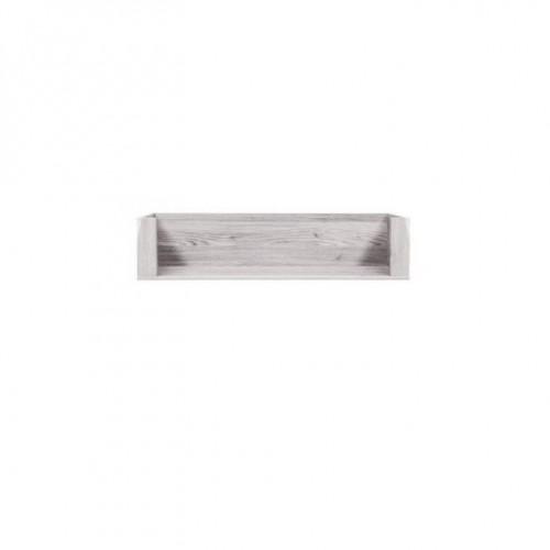 Полка POL 150 Граф (Аляска) - Мебельный интернет-магазин Sensey-mebel приобрести