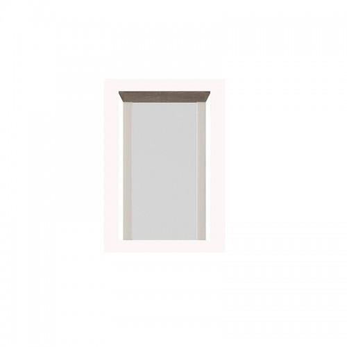 Зеркало LUS98 Марсель (Ясень снежный-Дуб сонома трюфель) - Мебельный интернет-магазин Sensey-mebel приобрести