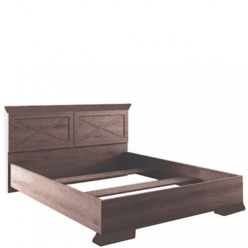Кровать 160 (каркас) Марсель (Дуб сонома трюфель) - Мебельный интернет-магазин Sensey-mebel приобрести