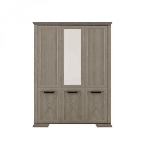 Шкаф SZF3D Марсель (Дуб сонома трюфель) - Мебельный интернет-магазин Sensey-mebel приобрести