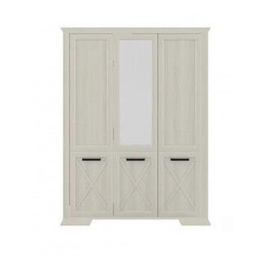Шкаф SZF3D СН Марсель (Ясень снежный) - Мебельный интернет-магазин Sensey-mebel приобрести