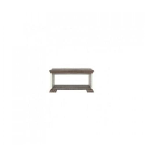 Стол журнальный Марсель (Ясень снежный-Дуб сонома трюфель) - Мебельный интернет-магазин Sensey-mebel приобрести