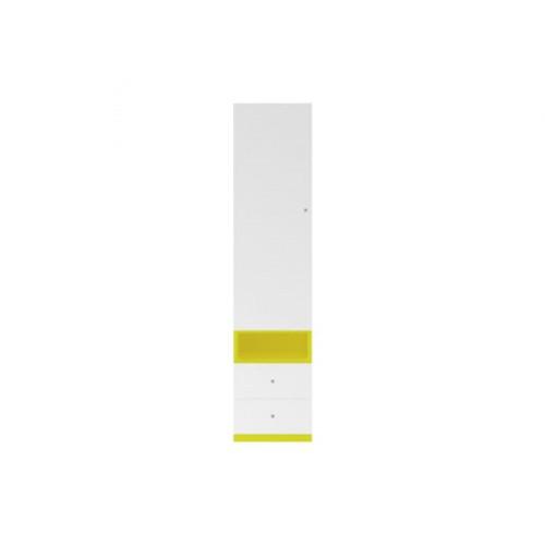 Пенал REG1D2S Моби (Униколир желтый) - Мебельный интернет-магазин Sensey-mebel приобрести