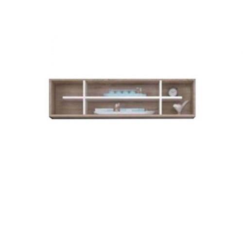 Полка POL Моби (Дубсонома-Нимфея альба) - Мебельный интернет-магазин Sensey-mebel приобрести