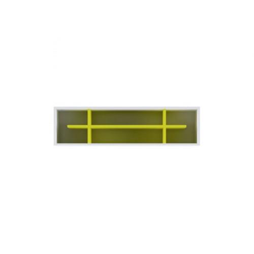 Полка POL Моби (Униколир желтый) - Мебельный интернет-магазин Sensey-mebel приобрести