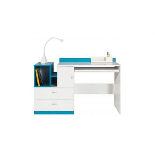 Стол письменный BIU/130 Моби (Морская волна) - Мебельный интернет-магазин Sensey-mebel приобрести