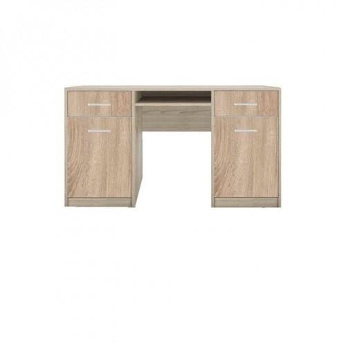 Стол письменный BIU150 Непо (Дуб сонома) - Мебельный интернет-магазин Sensey-mebel приобрести