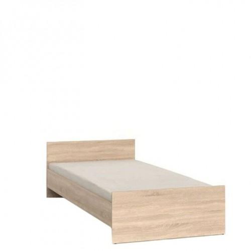 Кровать LOZ/120 (каркас) Непо (Дуб сонома) - Мебельный интернет-магазин Sensey-mebel приобрести
