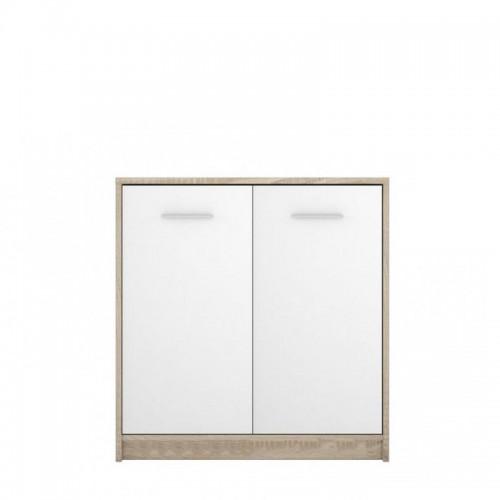 Шкафчик KOM2D Непо (Дуб сонома-Нимфея альба) - Мебельный интернет-магазин Sensey-mebel приобрести