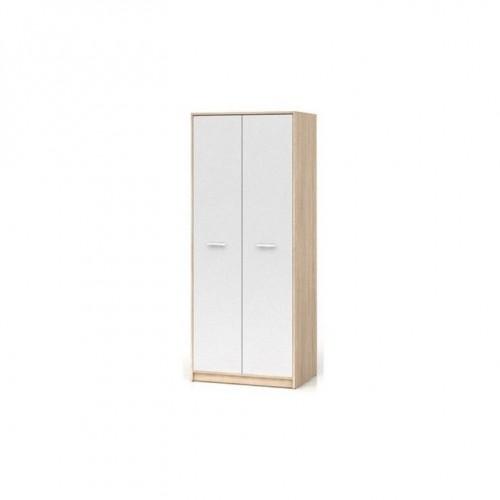 Шкаф SZF2D Непо (Дуб сонома-Нимфея альба) - Мебельный интернет-магазин Sensey-mebel приобрести