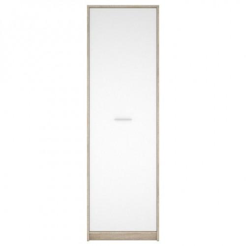 Пенал REG1D Непо (Дуб сонома-Нимфея альба) - Мебельный интернет-магазин Sensey-mebel приобрести