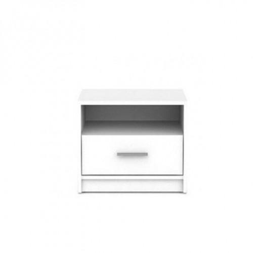 Тумба прикроватная KOM1S Непо (Нимфея альба) - Мебельный интернет-магазин Sensey-mebel приобрести