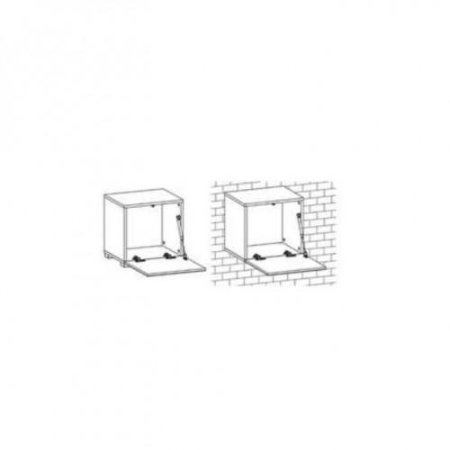 Фурнитура фасада горизонтального нижнего 63/86/94/188 Ваго (Чорный) - Мебельный интернет-магазин Sensey-mebel приобрести