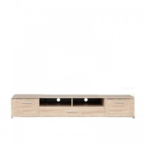 тумба RTV2D1S Вушер (Дуб сонома) - Мебельный интернет-магазин Sensey-mebel приобрести