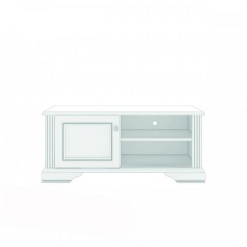 Тумба РТВ 120  Вайт (Сосна золото) - Мебельный интернет-магазин Sensey-mebel приобрести
