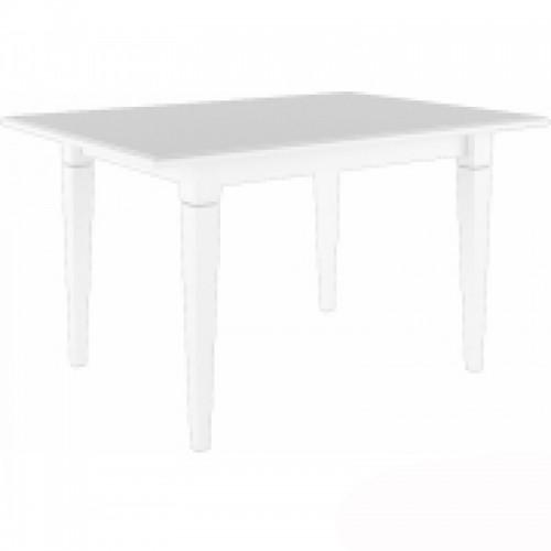Стол обеденный 140 СН Вайт (Сосна серебро) - Мебельный интернет-магазин Sensey-mebel приобрести