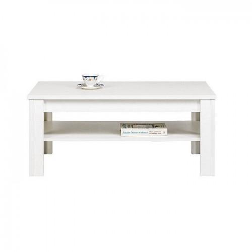 Стол журнальный Вайт (Сосна серебро) - Мебельный интернет-магазин Sensey-mebel приобрести