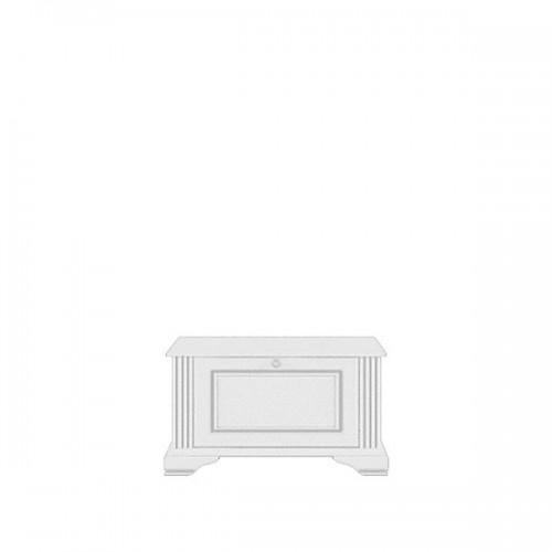 Тумба для обуви 1D Вайт (Сосна золото) - Мебельный интернет-магазин Sensey-mebel приобрести