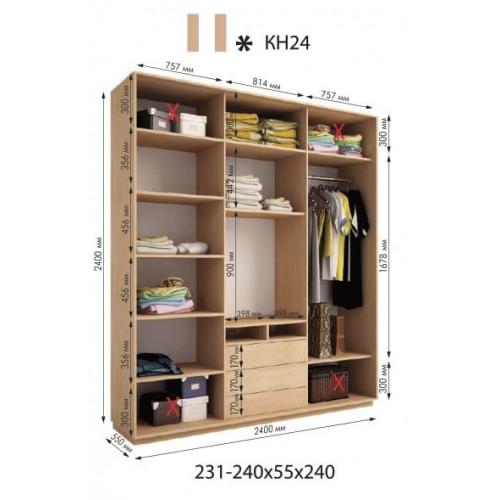 Камелот К24 h-240 - Мебельный интернет-магазин Sensey-mebel приобрести