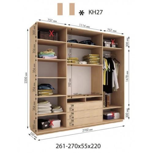 Камелот К27 h-220 - Мебельный интернет-магазин Sensey-mebel приобрести