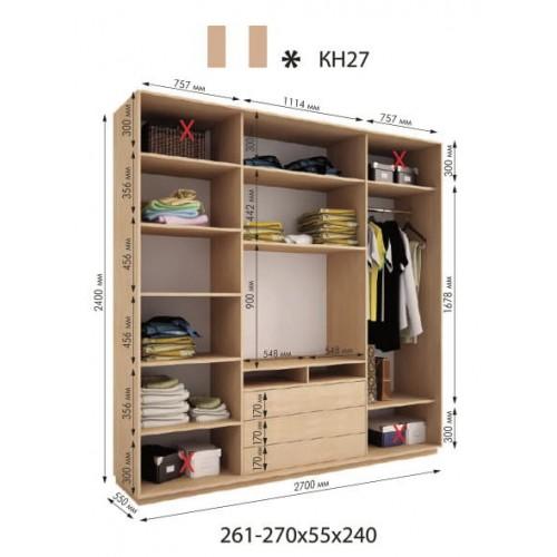 Камелот К27 h-240 - Мебельный интернет-магазин Sensey-mebel приобрести