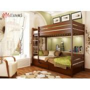 Кровать Дует (Масив)