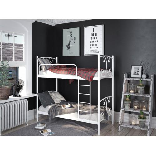 Кровать Жасмин Двухъярусная - Мебельный интернет-магазин Sensey-mebel приобрести